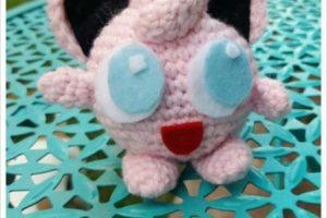Ella piensa seguir haciendo más pokémon. Foto:Instagram. Imagen Por: