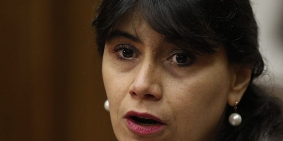 UDI presenta su acusación constitucional contra la ministra de Justicia