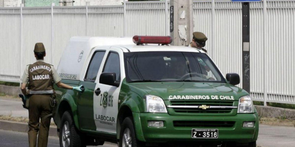 La Serena: arrestan a sujeto que hacía malabarismo con fuego y quemó a peatón tras discusión