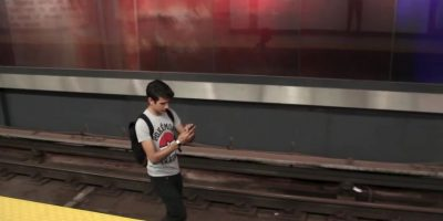 Pokémon Go: Joven saltó a las vías del metro por cazar un pokémon
