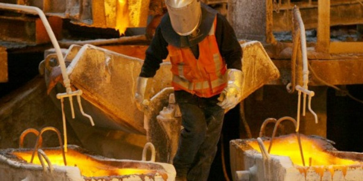 Codelco prevé que valor del cobre se sitúe en 2,30 dólares por libra en 2018