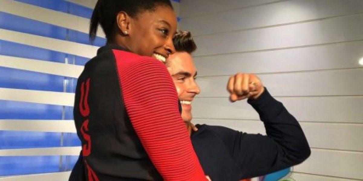 Esta deportista olímpica se robó el corazón de Zac Efron