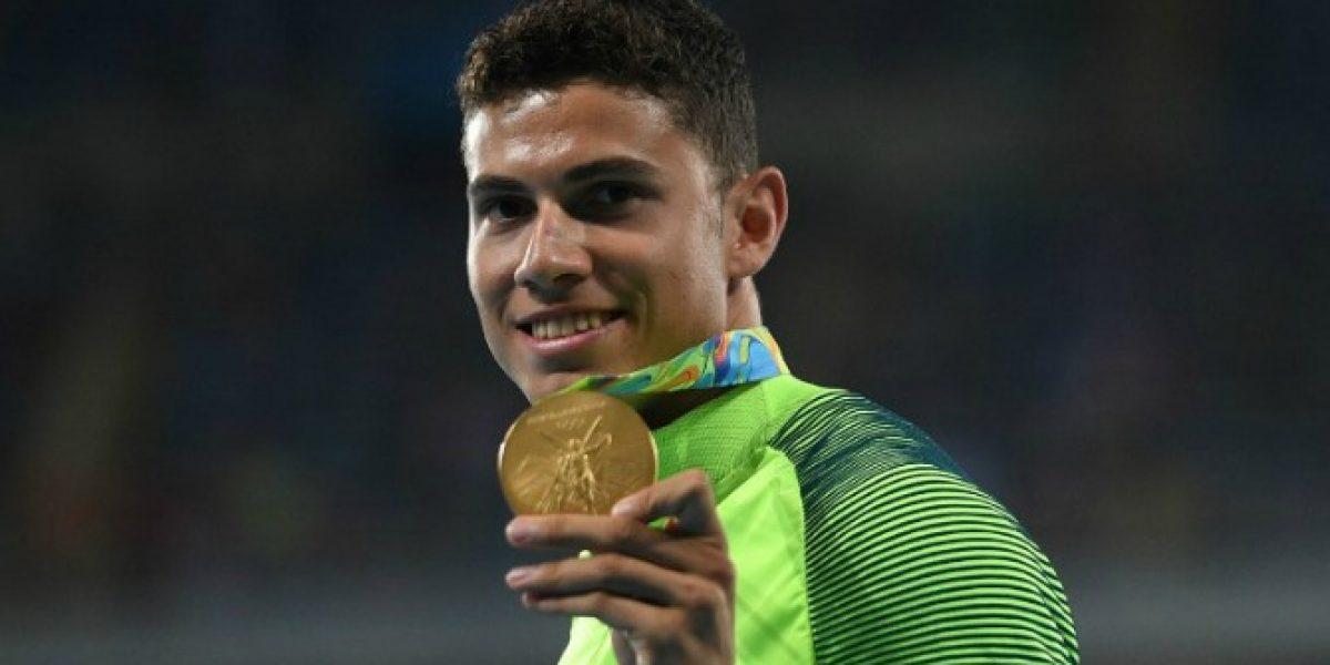 Thiago Braz, atletismo