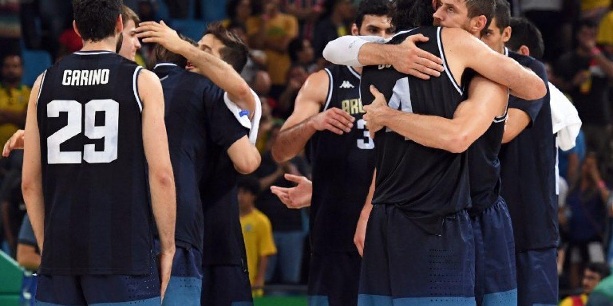El Dream Team acabó con el sueño de la Generación Dorada en los cuartos de Río 2016