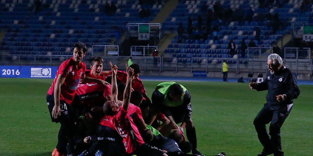 La prensa uruguaya deliró con el triunfo de Wanderers sobre O
