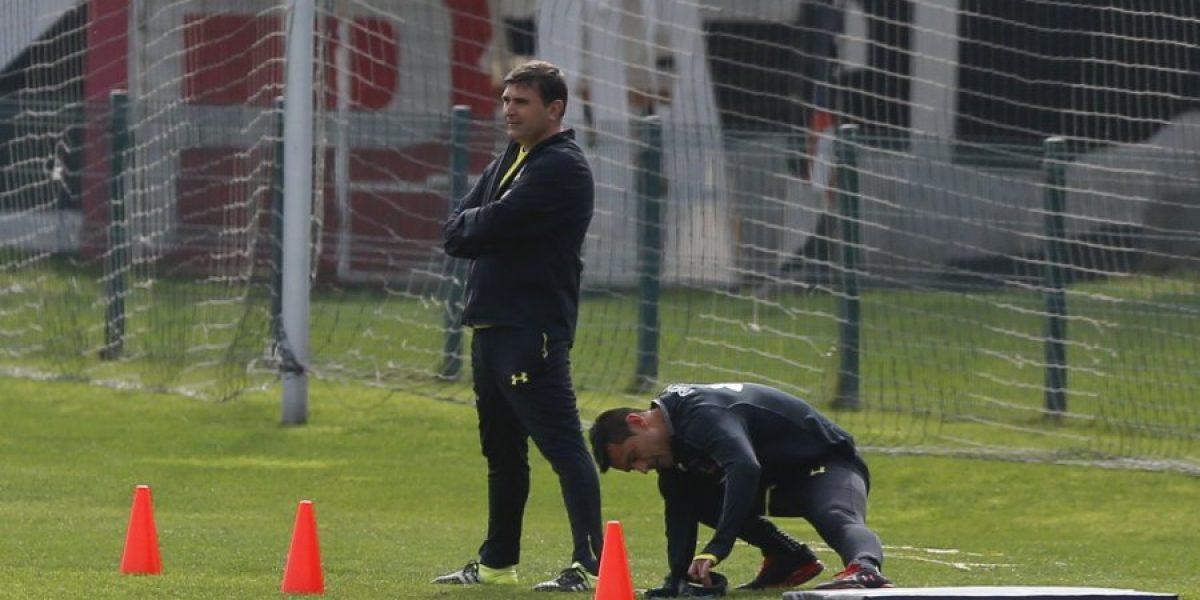No llega Justo: Villar quedó descartado en Colo Colo para enfrentar a Huachipato