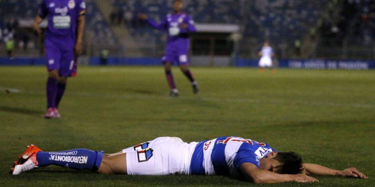 El duro momento de Mario Salas: