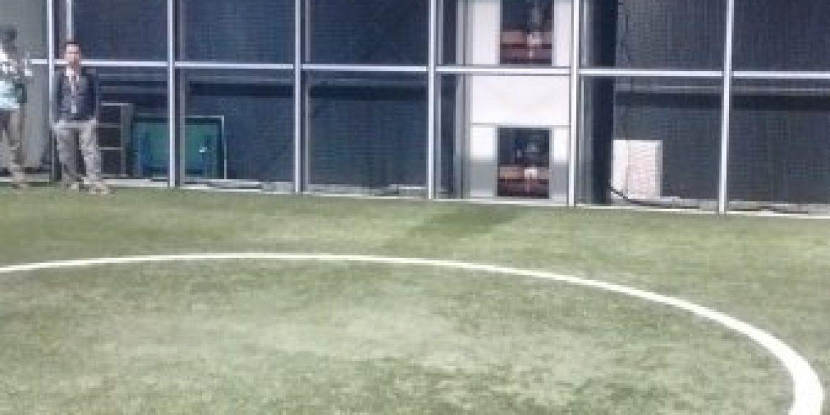 Así funciona la jaula de entrenamiento que hace evolucionar a las estrellas del Dortmund
