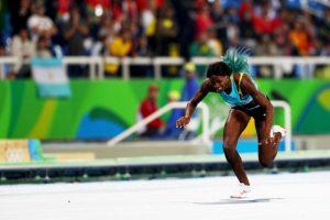 Y se llevó la medalla de oro Foto:Getty Images. Imagen Por: