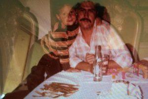 """Aunque alias """"Popeye"""" en una entrevista para la Revista """"Bocas"""" en 2013 aseguró que Juan Pablo alcanzó a estar en torturas a sus 12 años. Juan Pablo por su parte afirma que """"Popeye"""" es solo un bufón de su padre. Foto:vía Facebook/Sebastián Marroquín. Imagen Por:"""