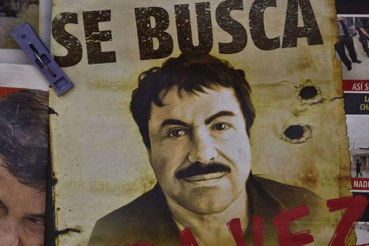 """""""El Chapo"""" Guzmán tiene nueve hijos. Dos han sido noticia porque muestran sus lujos en redes sociales y hablan constantemente de su padre. Son bastante seguidos por eso. Uno de los nueve chicos ya fue asesinado. Foto:vía AFP. Imagen Por:"""