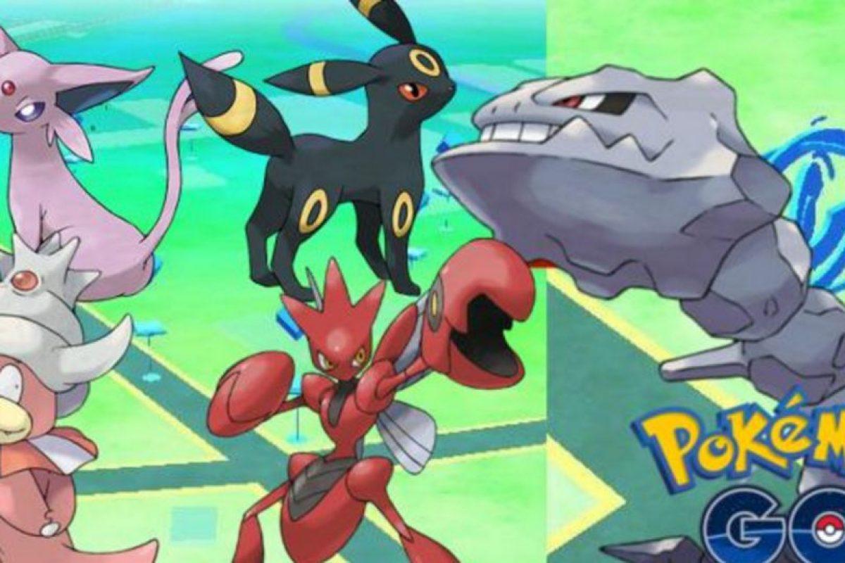 Enter ellos, nuevos pokémones Foto:Niantic. Imagen Por: