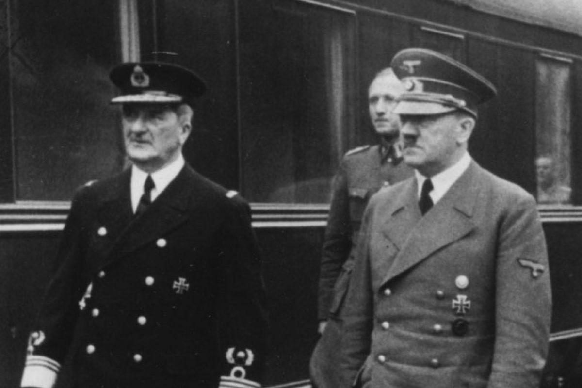 Se cree que el ejército de Hitler intentó esconderlo Foto:Getty Images. Imagen Por: