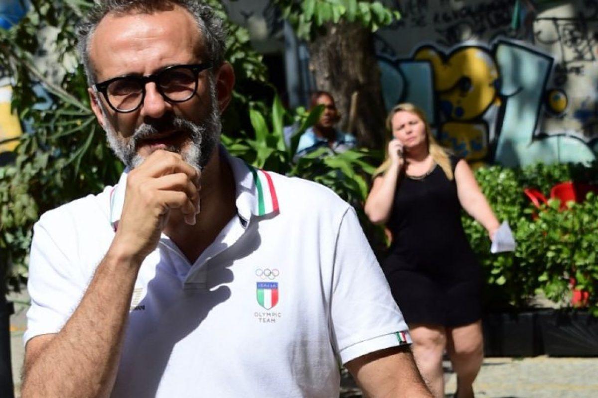 Dijo que se inspiró en las palabras del Papa Francisco Foto:AFP. Imagen Por:
