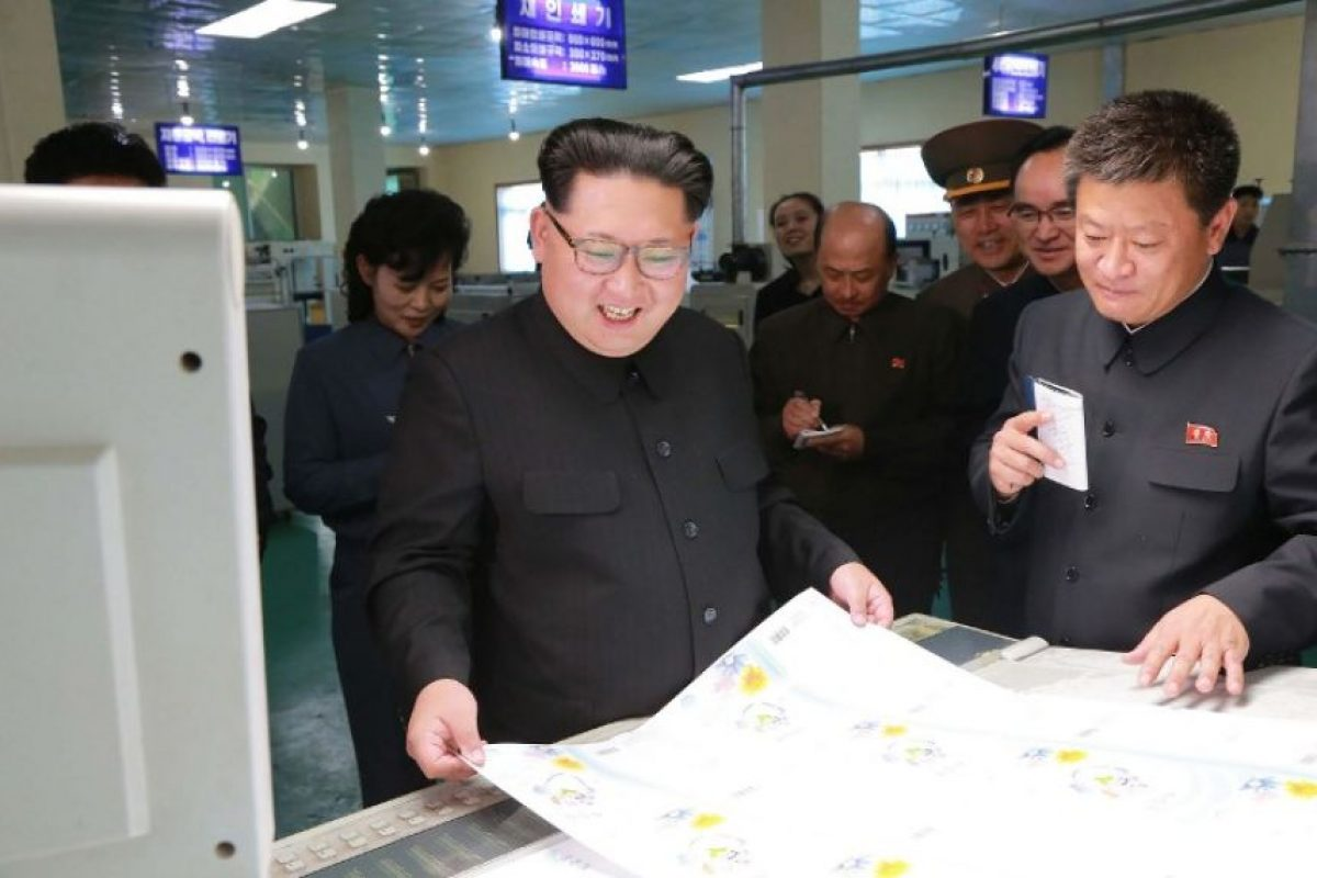 El gobierno de Kim Jong-un hizo la recomendación a través de medios estatales Foto:AFP. Imagen Por: