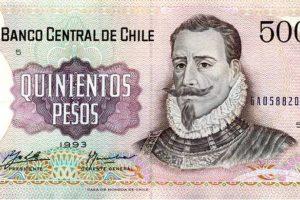 Billete 500 pesos Foto:Reproducción. Imagen Por: