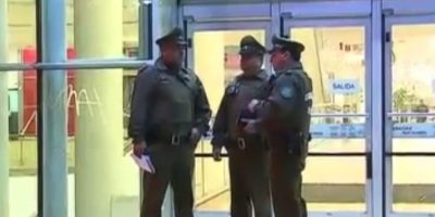 Investigan robo frustrado a dos cajeros automáticos en mall capitalino