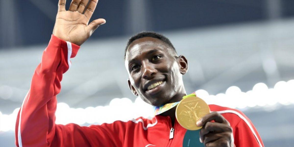 Conseslus Kipruto, atletismo