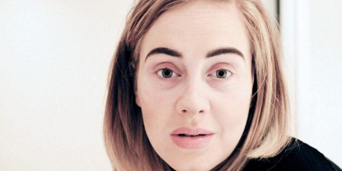 Una Adele a punto de llorar se disculpa con sus fans en Instagram