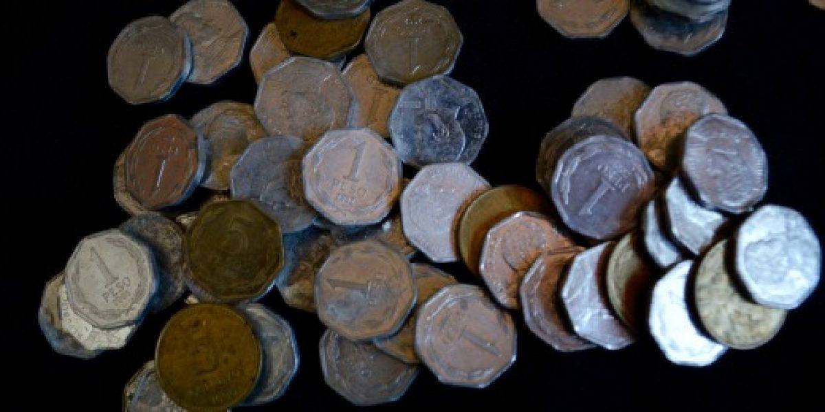 Adiós a las monedas de $1 y $5: diputados despachan ley que las elimina