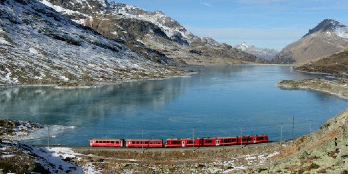 4 fantásticos trenes para viajar por Europa