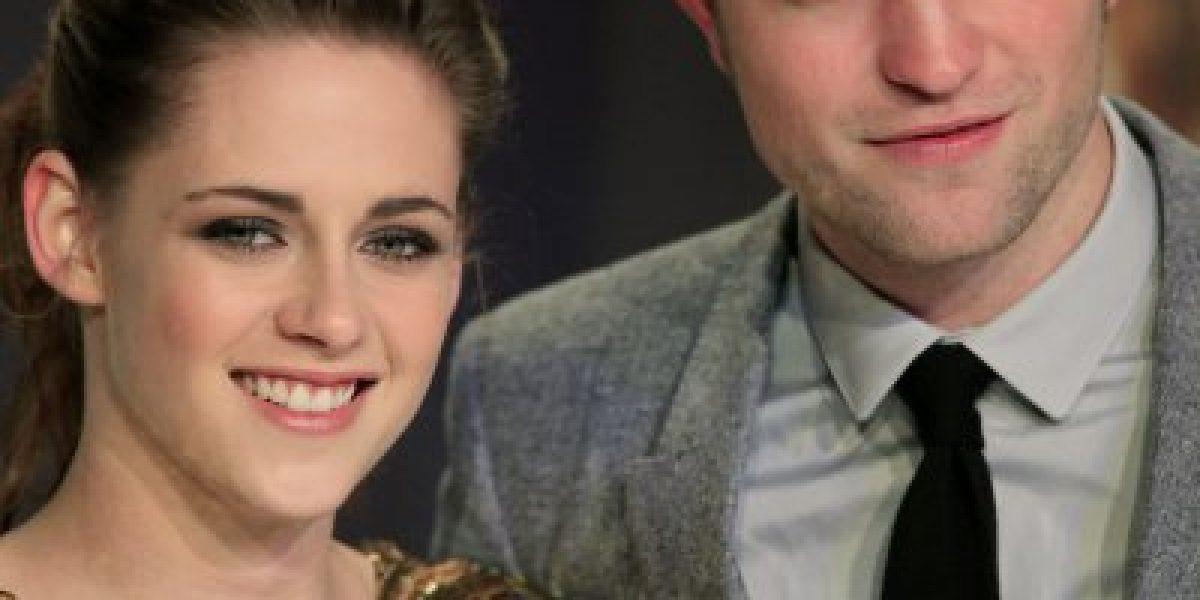 Kristen Stewart hace impactante afirmación sobre su relación con Robert Pattinson