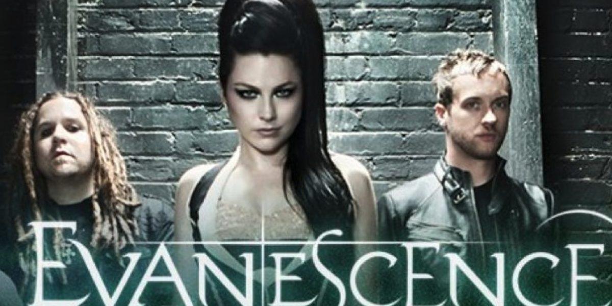 Vocalista de Evanescence lanzará disco para niños