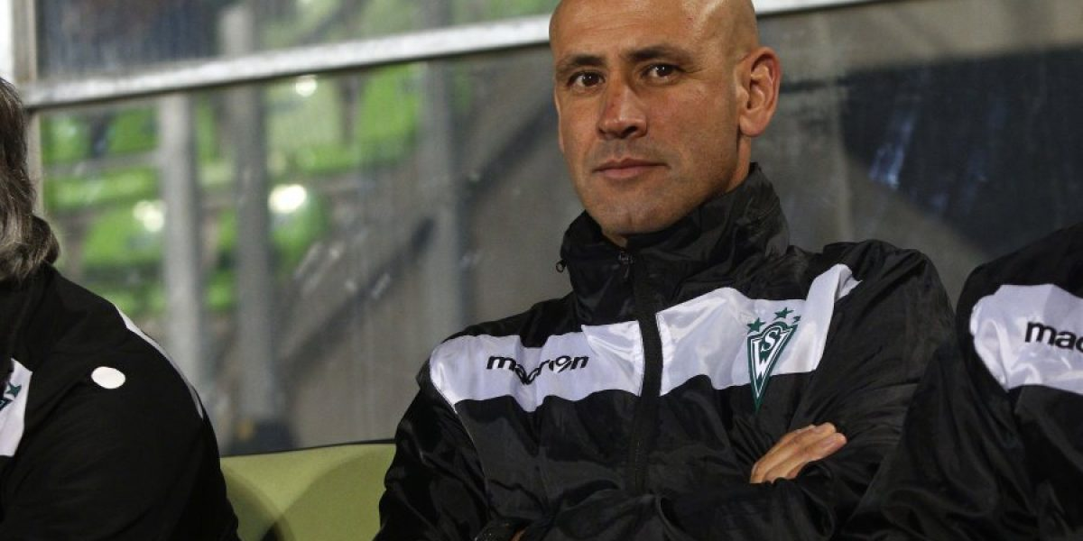DT de Wanderers cree que a la UC no le afectará eliminación en la Sudamericana