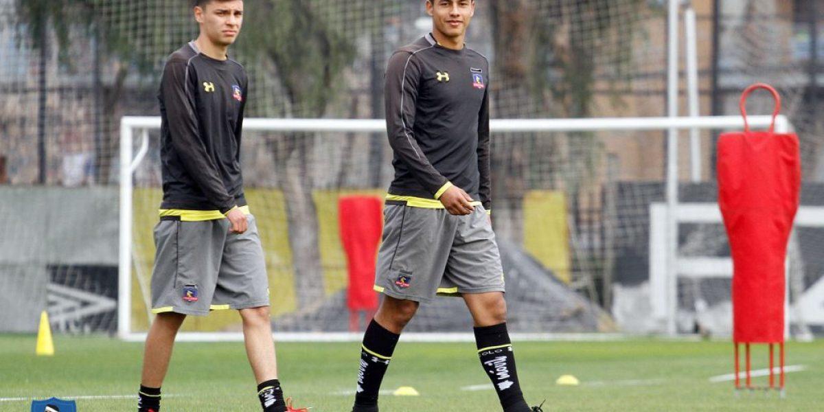 Otra sorpresa de Guede: Probó con goleador de la juvenil para duelo ante Huachipato