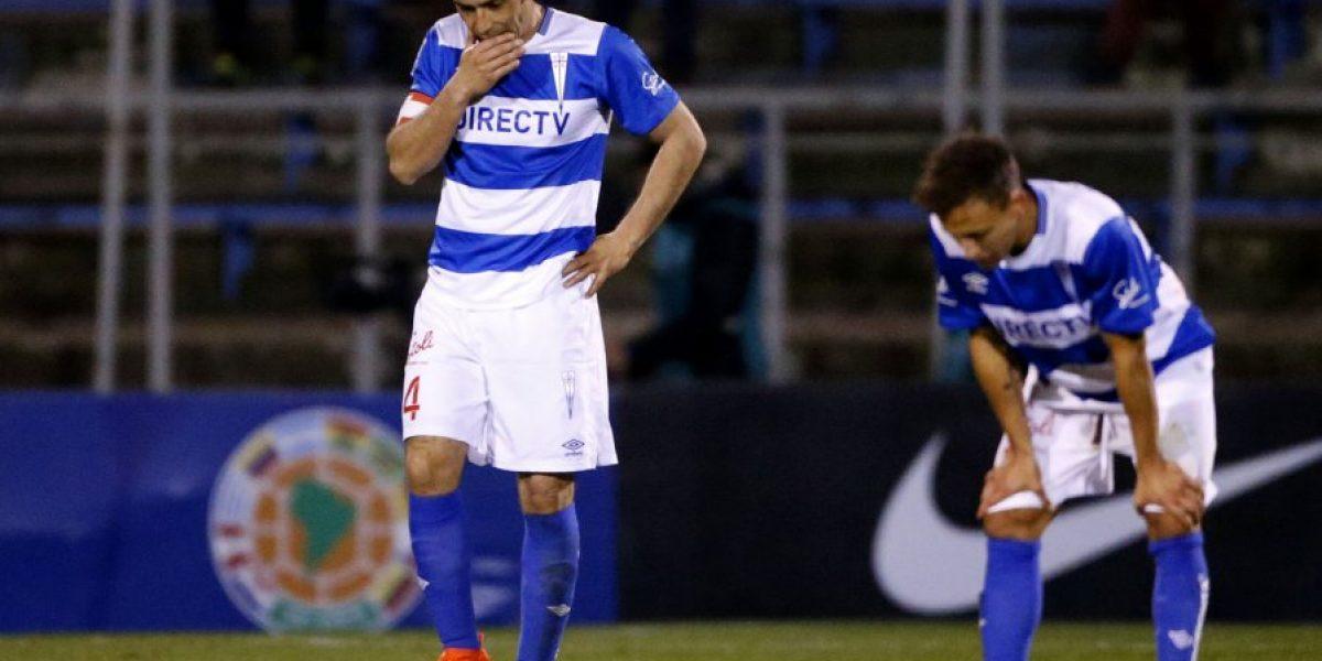 En la UC restan importancia a la Sudamericana: