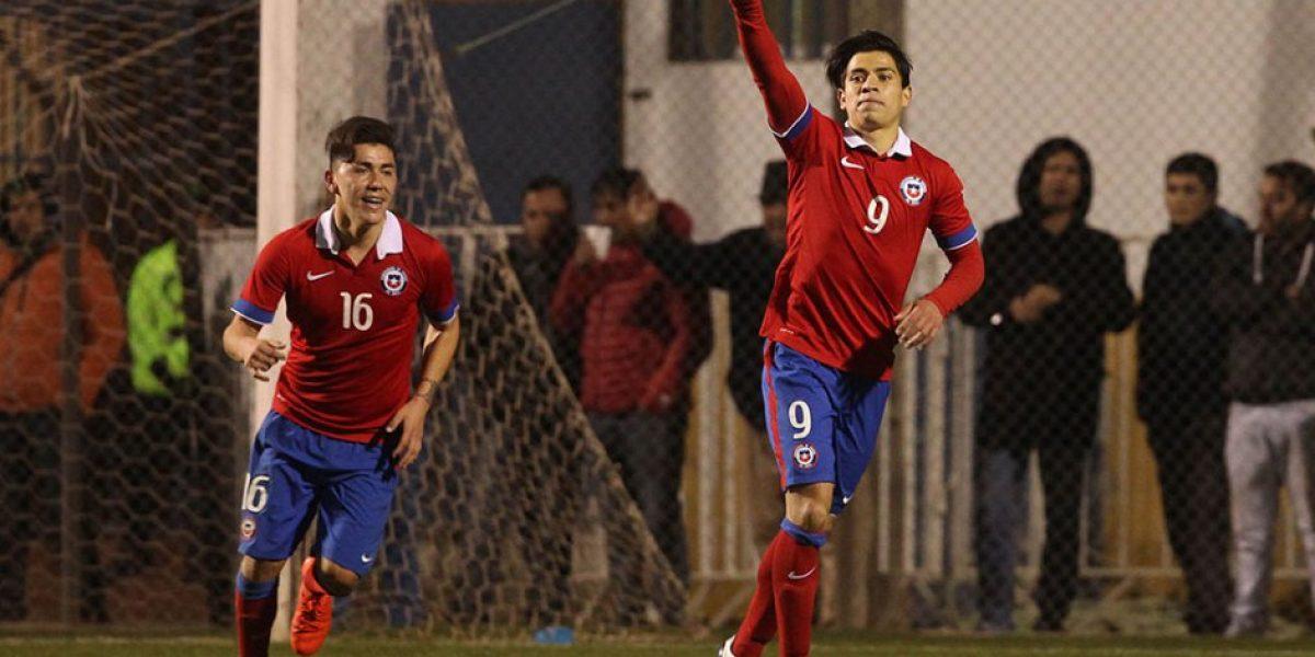 Adrián Cuadra y Luis Felipe Pinilla lideran una nueva semana de trabajo de la Sub 20