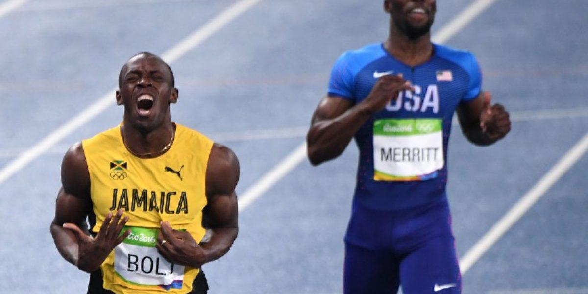 Usain Bolt voló en Río, ganó los 200 metros y se acerca a la