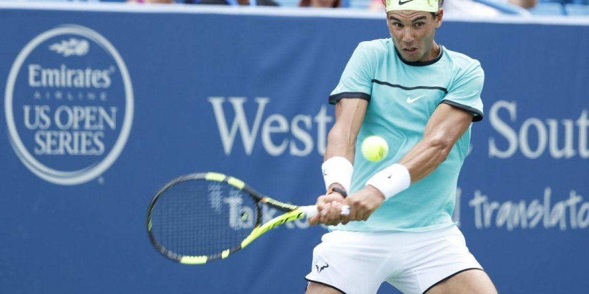 Rafael Nadal fue vapuleado por joven promesa croata en Cincinnati