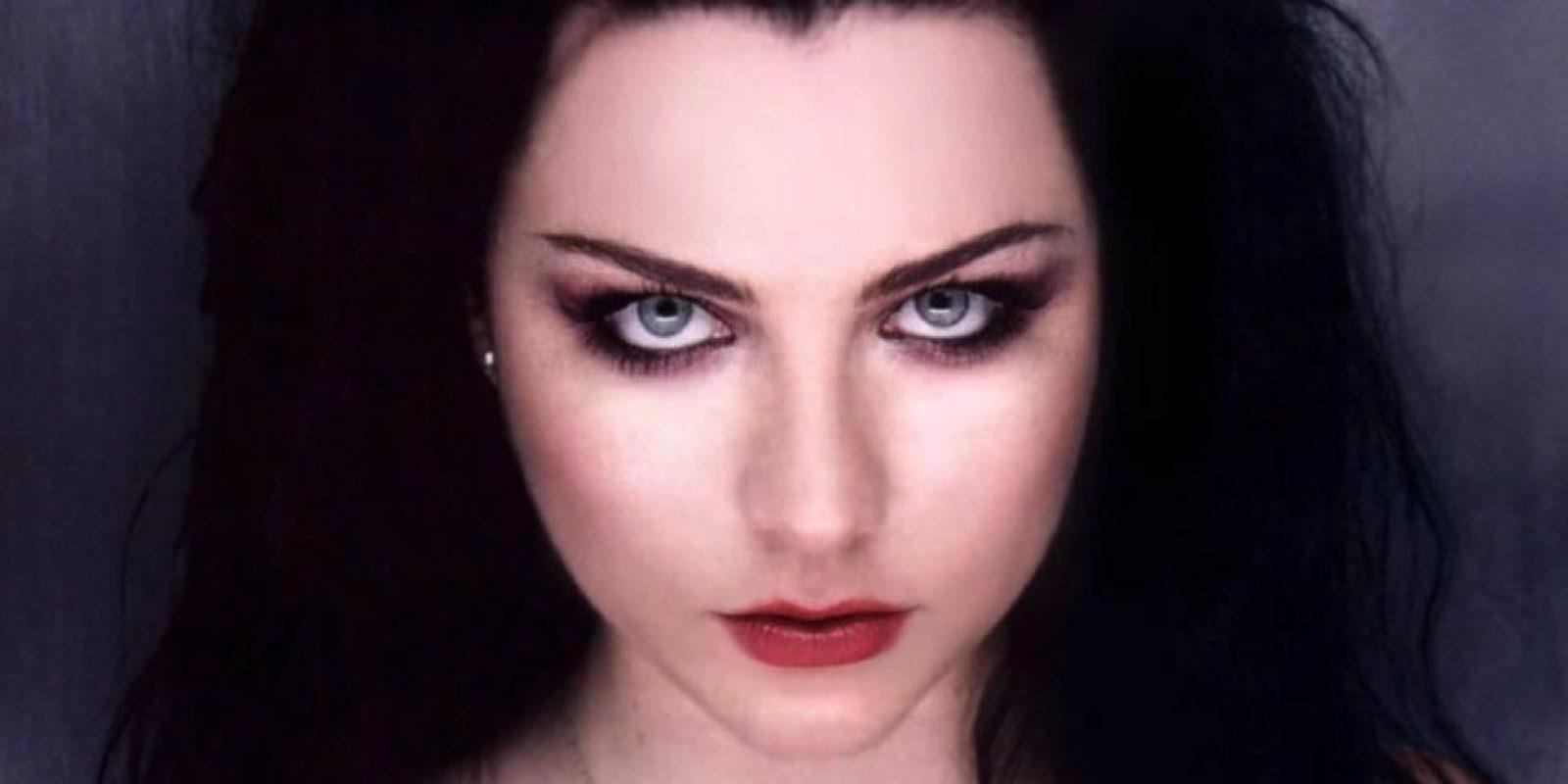 . Imagen Por: Vía Evanescence/Facebook