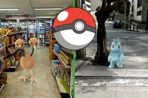 Los pokémon cambian dependiendo la zona. Foto:Pokémon Go. Imagen Por: