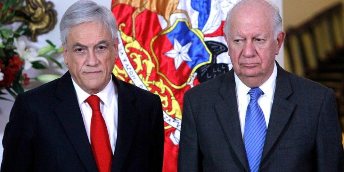 """CEP: Piñera y Lagos aparecen como """"los presidenciales"""" pero con un 62% que no sabe o no responde"""
