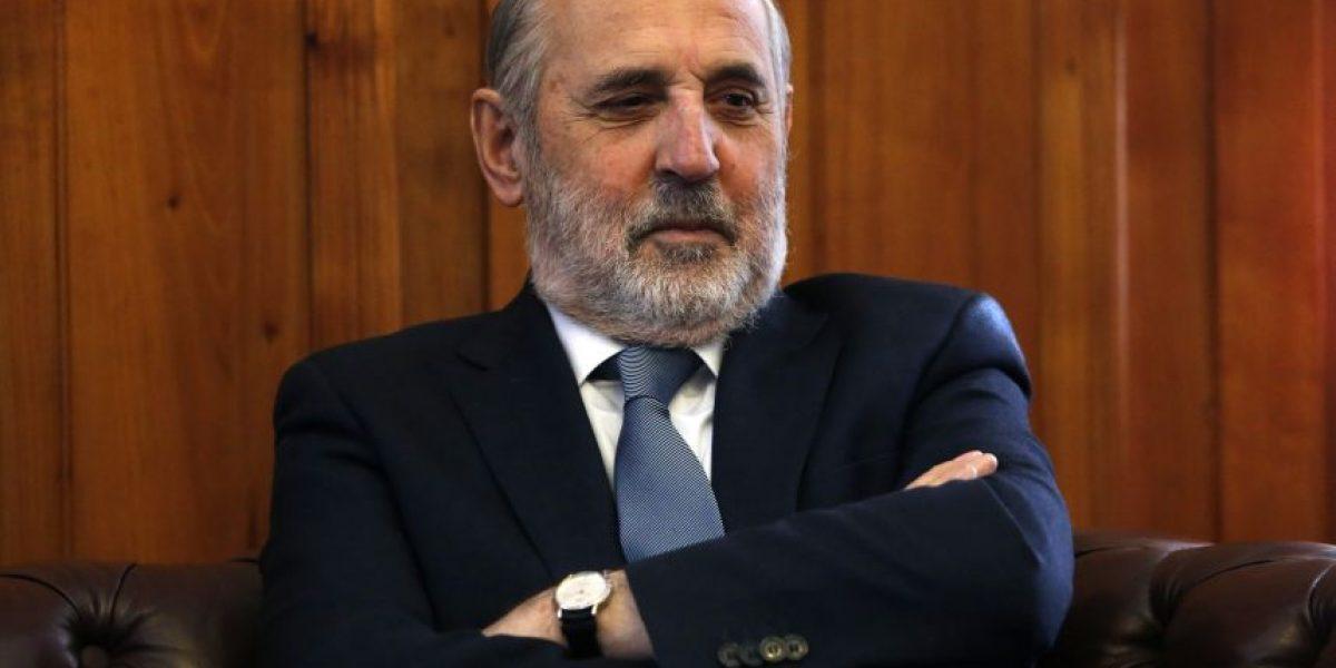 Fiscal Nacional negó censurar a  Arias tras removerlo de caso Corpesca