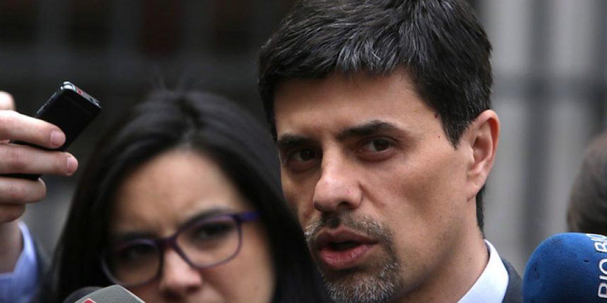 Ministro Díaz y baja evaluación en la CEP: