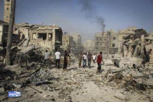 Manbij, destruida por la guerra. Foto:Efe. Imagen Por: