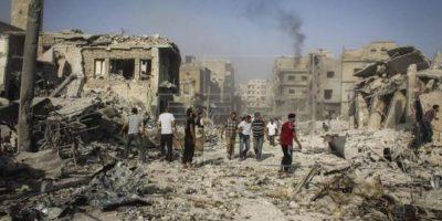 El Estado Islámico utiliza escudos humanos para huir de Manbij