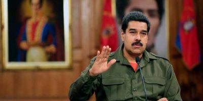 Venezuela: Maduro amenaza con más dureza que Erdogan si oposición pretende derrocarlo
