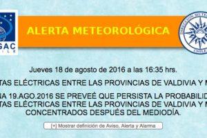 Foto:Reproducción Meteorología.. Imagen Por: