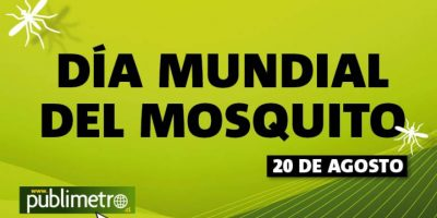 Infografía: Día Mundial del Mosquito