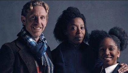 Hermione es de raza negra en