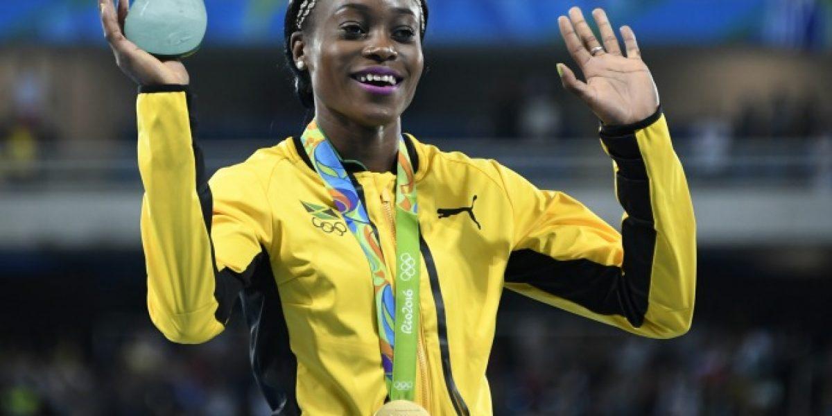 Elaine Thompson, atletismo