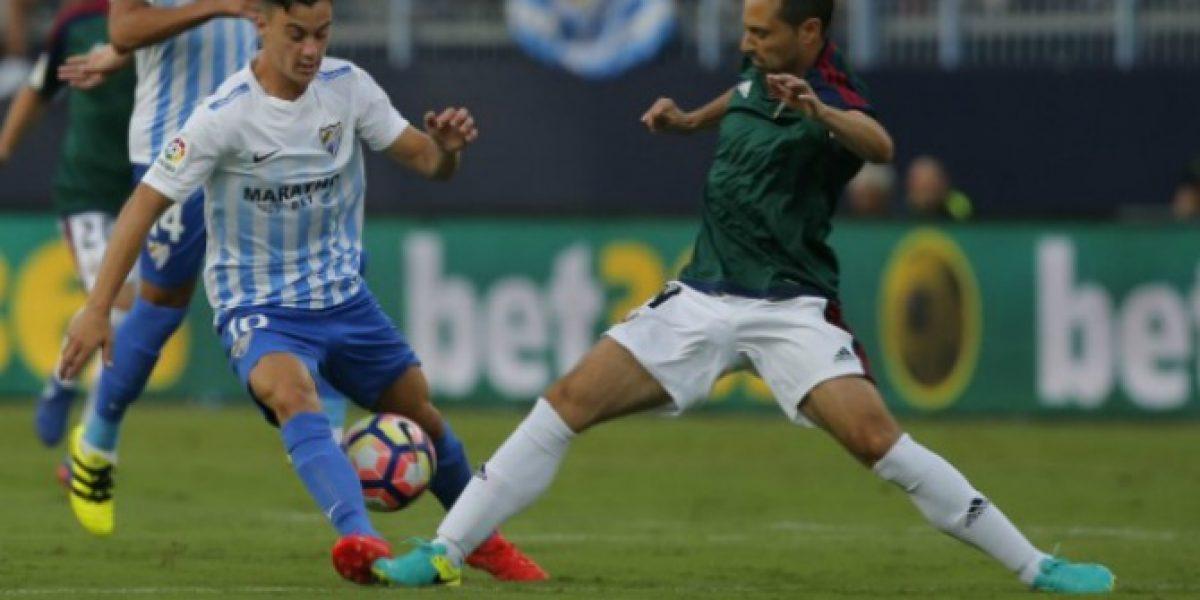 ¡Comenzó la temporada!: La Liga inició un nuevo torneo con el empate entre Málaga y Osasuna