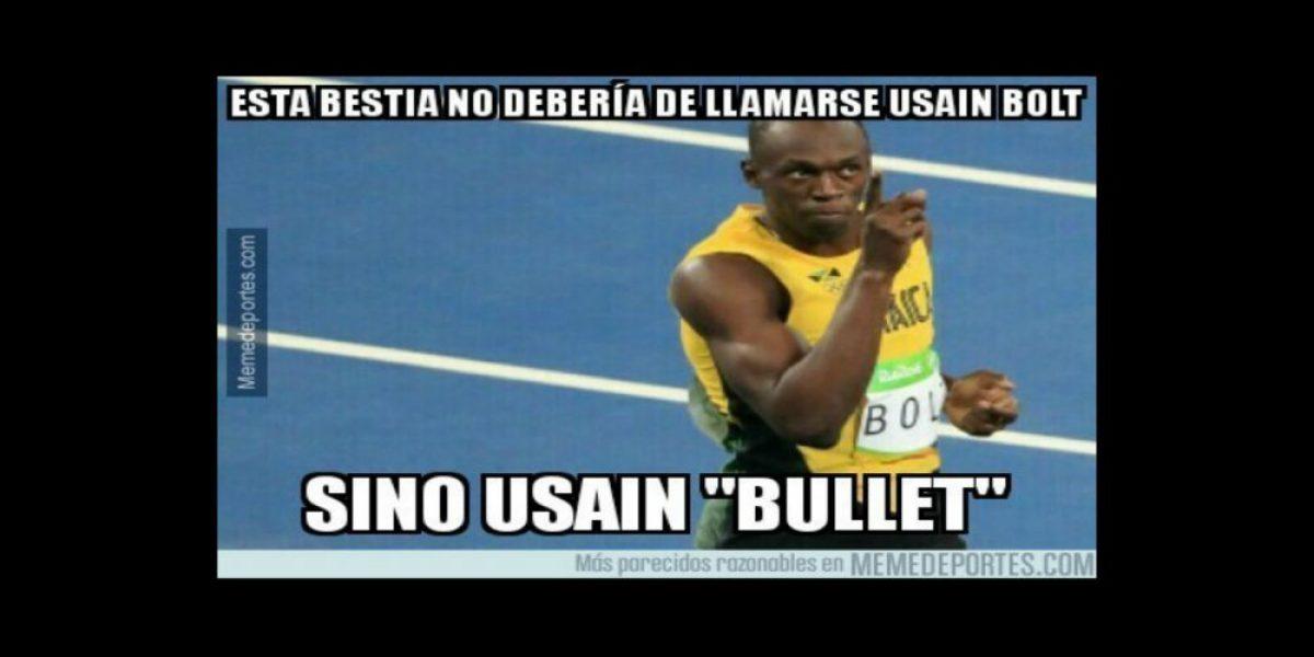 Usain Bolt gana oro en 200 metros y los memes se rinden a él