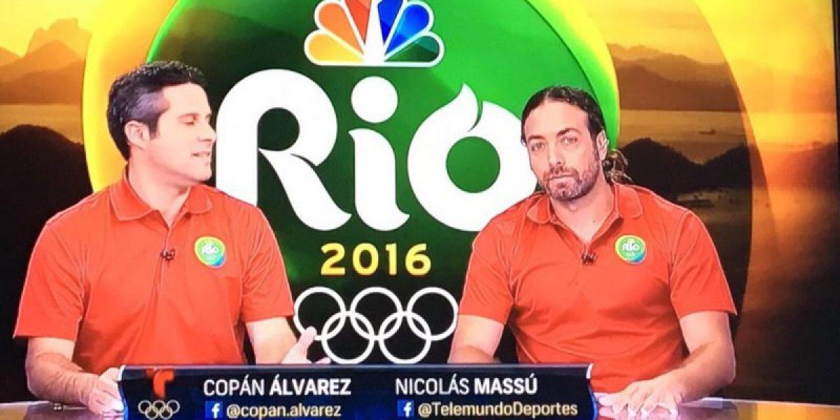 Massú y Río 2016: