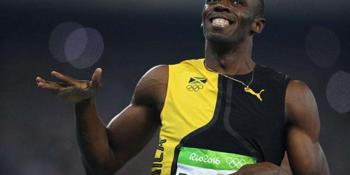¿Cuándo y a qué hora corre Usain Bolt en los Juegos de Río?