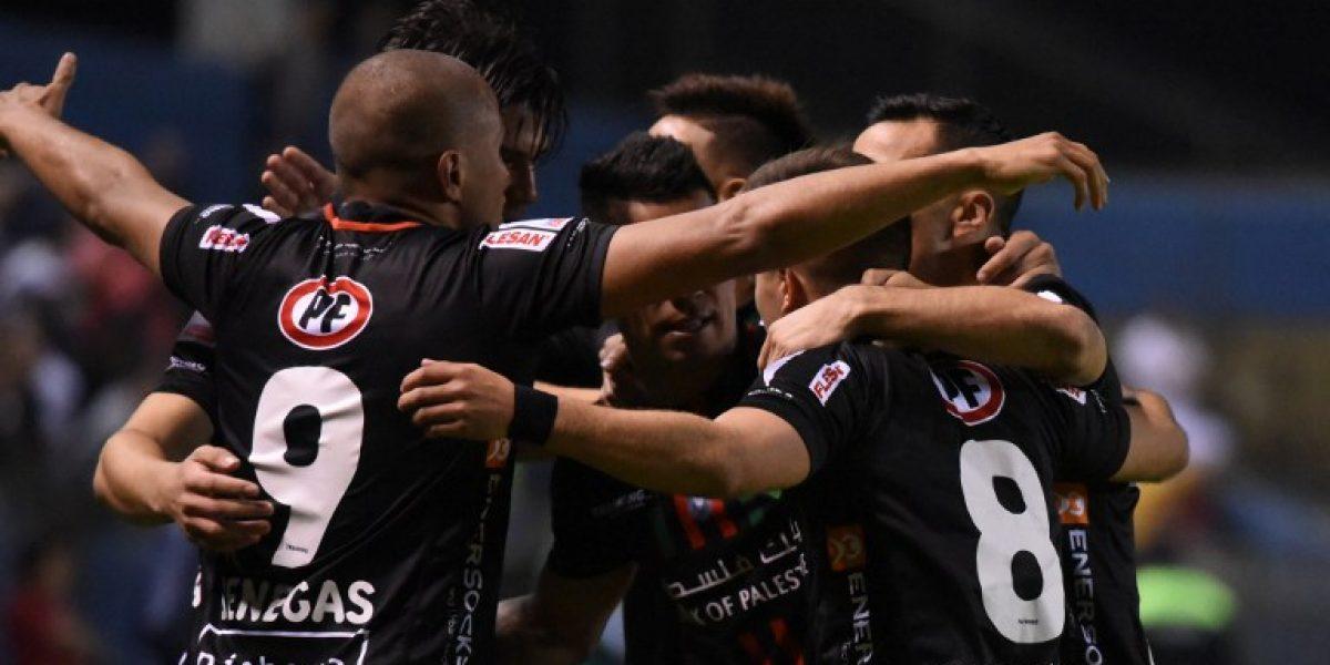 El emotivo y significativo rezo de Shadi Shaban tras el triunfo de Palestino en la Sudamericana